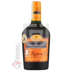 Diplomatico Reserva Extra Anejo 8 Years Rum [0,7L|40%]