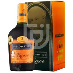 Diplomatico Reserva Extra Anejo 8 Years Rum (DD) [0,7L|40%]