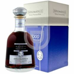 Diplomatico Single Vintage 2002 Rum [0,7L 43%]