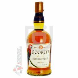 Doorly's 5 Years Rum [0,7L|40%]