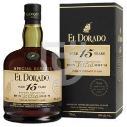 El Dorado 15 Years Rum (DD) [0,7L 43%]