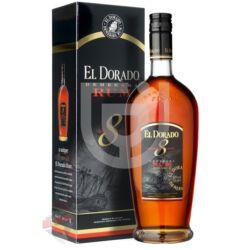 El Dorado 8 Years Rum (DD) [0,7L 40%]