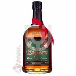 Espero Reserva Exclusiva Rum [0,7L|40%]