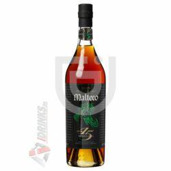 Malteco 15 Years Rum [0,7L 41,5%]
