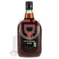 Old Monk 7 Years Rum [0,7L|42,8%]