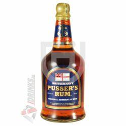 Pusser's British Navy Rum [0,7L 40%]