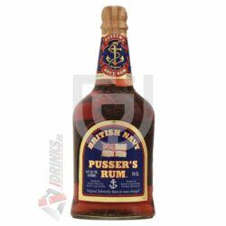 Pusser's British Navy Rum [0,7L|54,5%]