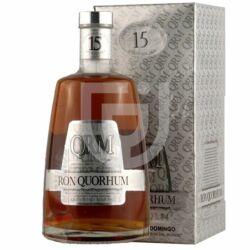 Quorhum 15 Years Rum [0,7L|40%]