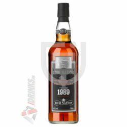Rum Nation Demerara 23 Years Rum [0,7L 45%]