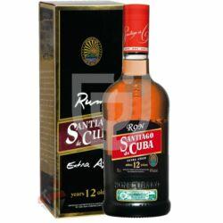 Santiago de Cuba 12 Years Rum [0,7L|40%]