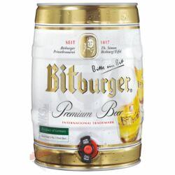Bitburger Partyhordó [5L|4,8%]