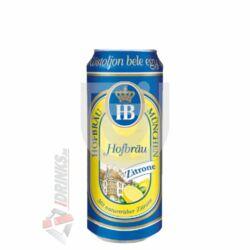 HB Citrom /Dobozos/ [0,5L|2%] [24db/pack]