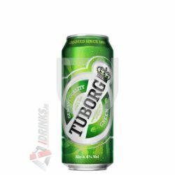 Tuborg Green /Dobozos/ [0,5L|4,6%] [24db/pack]