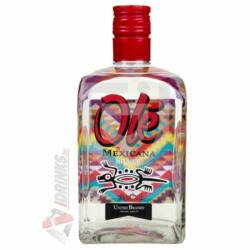 Mexicana Olé Silver Tequila [0,7L|38%]