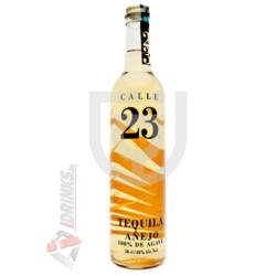Calle 23 Anejo Tequila [0,7L|40%]