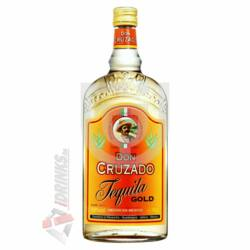 Don Cruzado Gold Tequila [0,7L|38%]