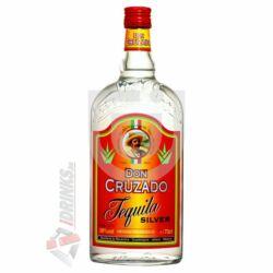 Don Cruzado Silver Tequila [0,7L 38%]