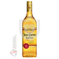 Jose Cuervo Gold /Reposado/ Especial Tequila [1L|38%]