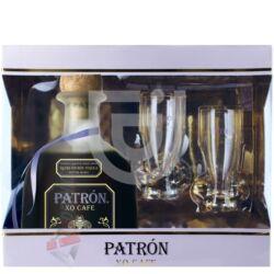 Patron XO Cafe Tequila (DD + 2 Pohár) [0,7L|35%]