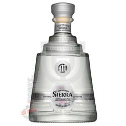 Sierra Milenario Blanco Tequila (Old version) [0,7L|41,5%]