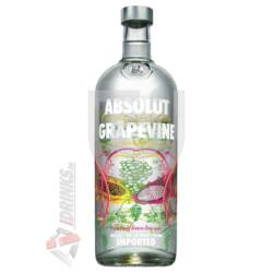Absolut Grapevine Vodka [1L|40%]