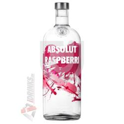 Absolut Raspberry /Málna/ Vodka [1L|40%]