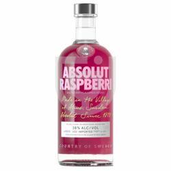 Absolut Raspberry /Málna/ Vodka [1L|40%]