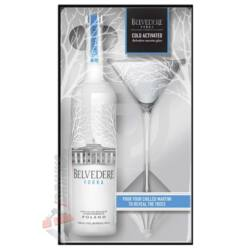 Belvedere Vodka (DD+Pohár) [0,7L 40%]