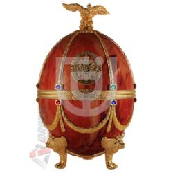 "Imperial Collection Faberge Egg  ""Marble disagne"" Vodka [0,7L