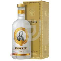 Russian Carskaja Imperial Gold Vodka (DD) [0,7L 40%]