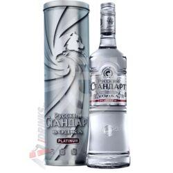 Russian Standard Platinum Vodka (DD) [3L 40%]