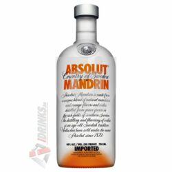 Absolut Mandarin Vodka [1L 40%]