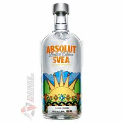 Absolut Svea Vodka [0,7L|40%]