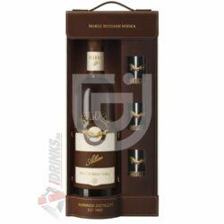 Beluga Allure Vodka (DD+ 3 Pohár) [0,7L|40%]