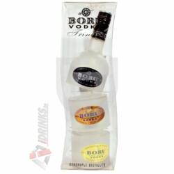 Boru Vodka Trinity Pack [3*0,2L|40%]