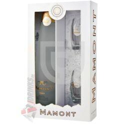 Mamont Vodka (DD+ 2 Pohár) [0,7L|40%]