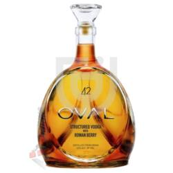 Oval 42 Rowan Berry /Berkenye/ Vodka [0,7L|42%]