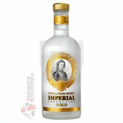 Russian Carskaja Imperial Gold Vodka [1L 40%]
