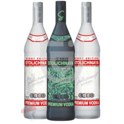 Stolichnaya Vodka Night Edition [0,7L|40%]