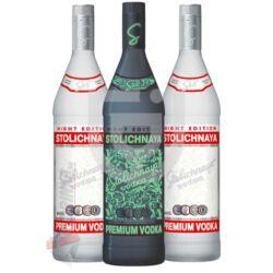Stolichnaya Vodka Night Edition [0,7L|40%]
