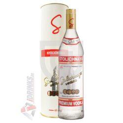 Stolichnaya Vodka (DD) [0,7L|40%]
