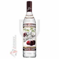 Stolichnaya Wild Cherry /Vadcseresznye/ Vodka [0,7L|37,5%]