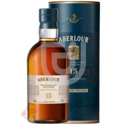 Aberlour 15 Years Whisky [0,7L|43%]