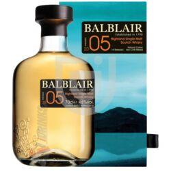 Balblair 2005 Vintage Whisky [0,7L 46%]