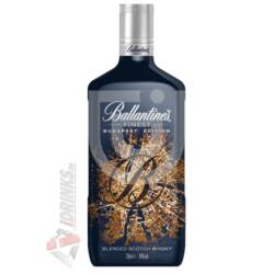 """Ballantines """"Budapest Limited Edition"""" Whisky [0,7L