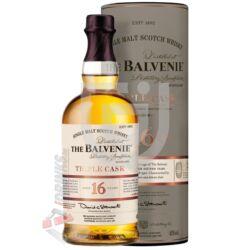 Balvenie 16 Years Triple Cask Whisky [0,7L 40%]
