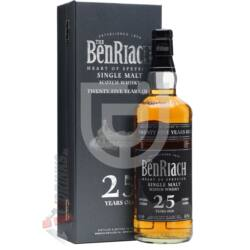 BenRiach 25 Years Whisky [0,7L|50%]