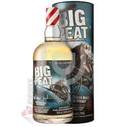 Big Peat Christmas Edition 2015 Whisky [0,7L|53,8%]