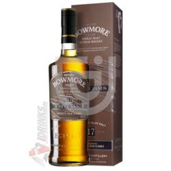 Bowmore 17 Years White Sands Whisky [0,7L|43%]