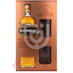 Bushmills Original Whiskey (DD+ 2 Pohár) [1L 40%]